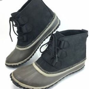 Sorel Out N About Duck Boots grey size 9